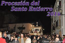 PROCESIÓN DEL SANTO ENTIERRO 2016