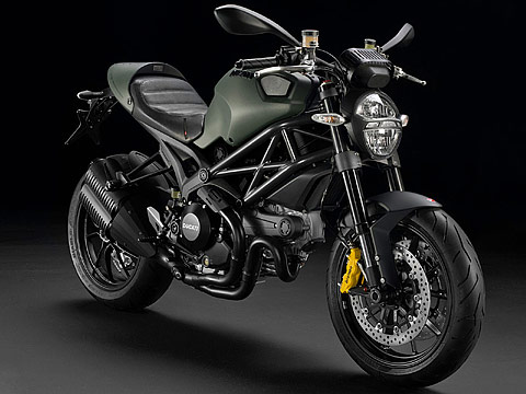 2013 Ducati Monster 1100 EVO Diesel Motorcycle Photos, 480x360 pixels