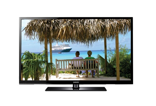 Samsung Plasma HD TV Review