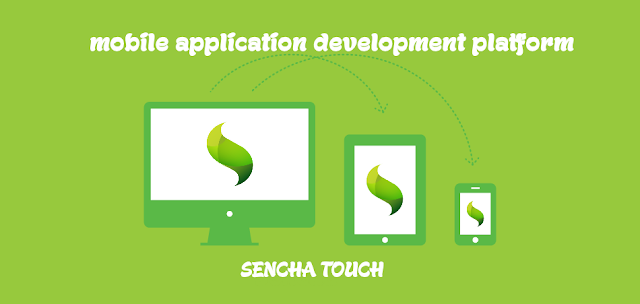 sencha mobile application development platform