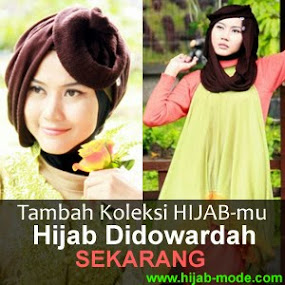 Hijab Mode Didowardah