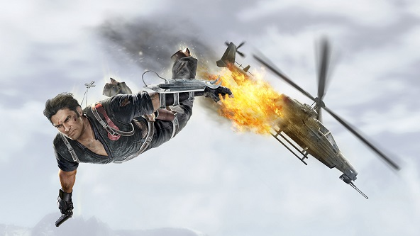 Just Cause 2 Full Tek Link İndir + Torrent