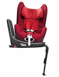 cadira per cotxe 360º giratòria amb isofix