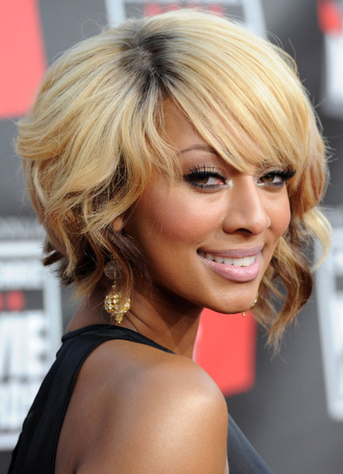 Keri Hilson Short Haircuts 1