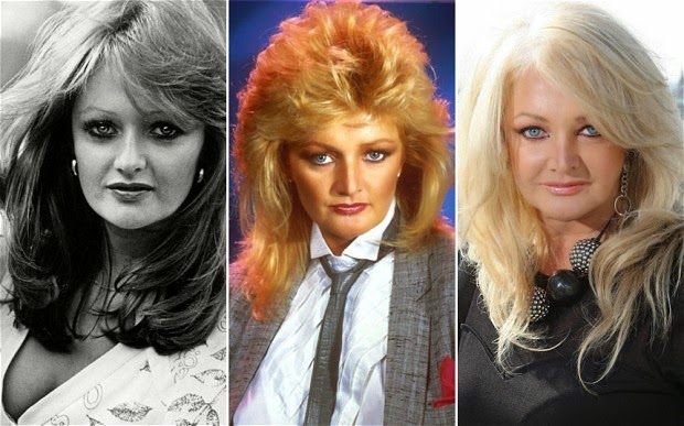 Has bonnie tyler had plastic surgery