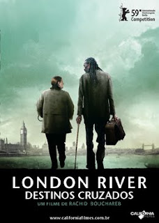 Filme Poster London River DVDRip XviD Dual Audio & RMVB Dublado