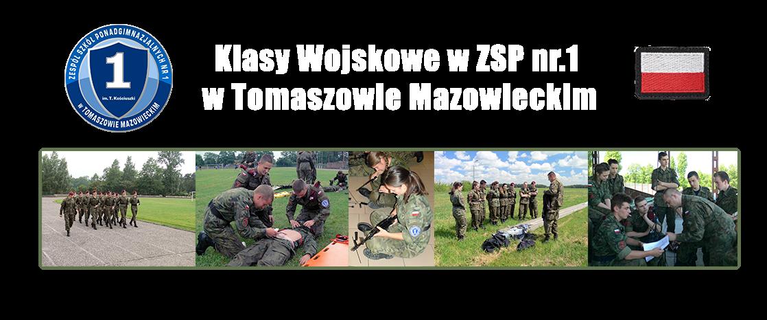 Klasy Wojskowe - ZSP1