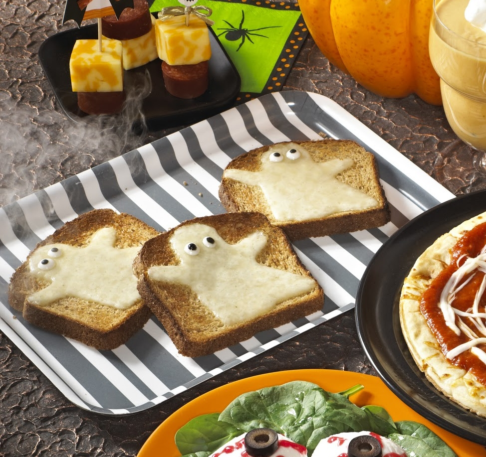 cute food for kids 48 edible ghost craft ideas for halloween