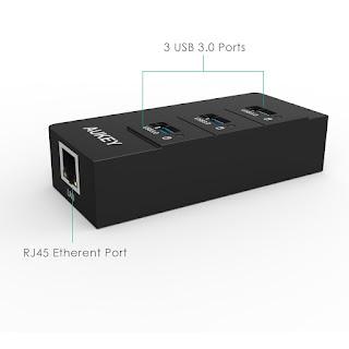 Aukey USB Hub