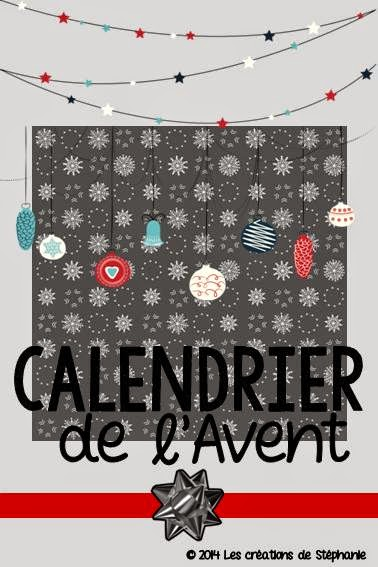 les cr ations de st phanie diy un calendrier de l 39 avent sign ikea. Black Bedroom Furniture Sets. Home Design Ideas