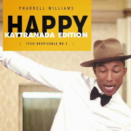 "Pharrell ""Happy"" Kaytranada Edition"