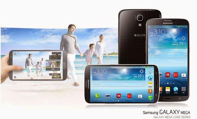 Harga Samsung Galaxy Mega 6.3 Terbaru