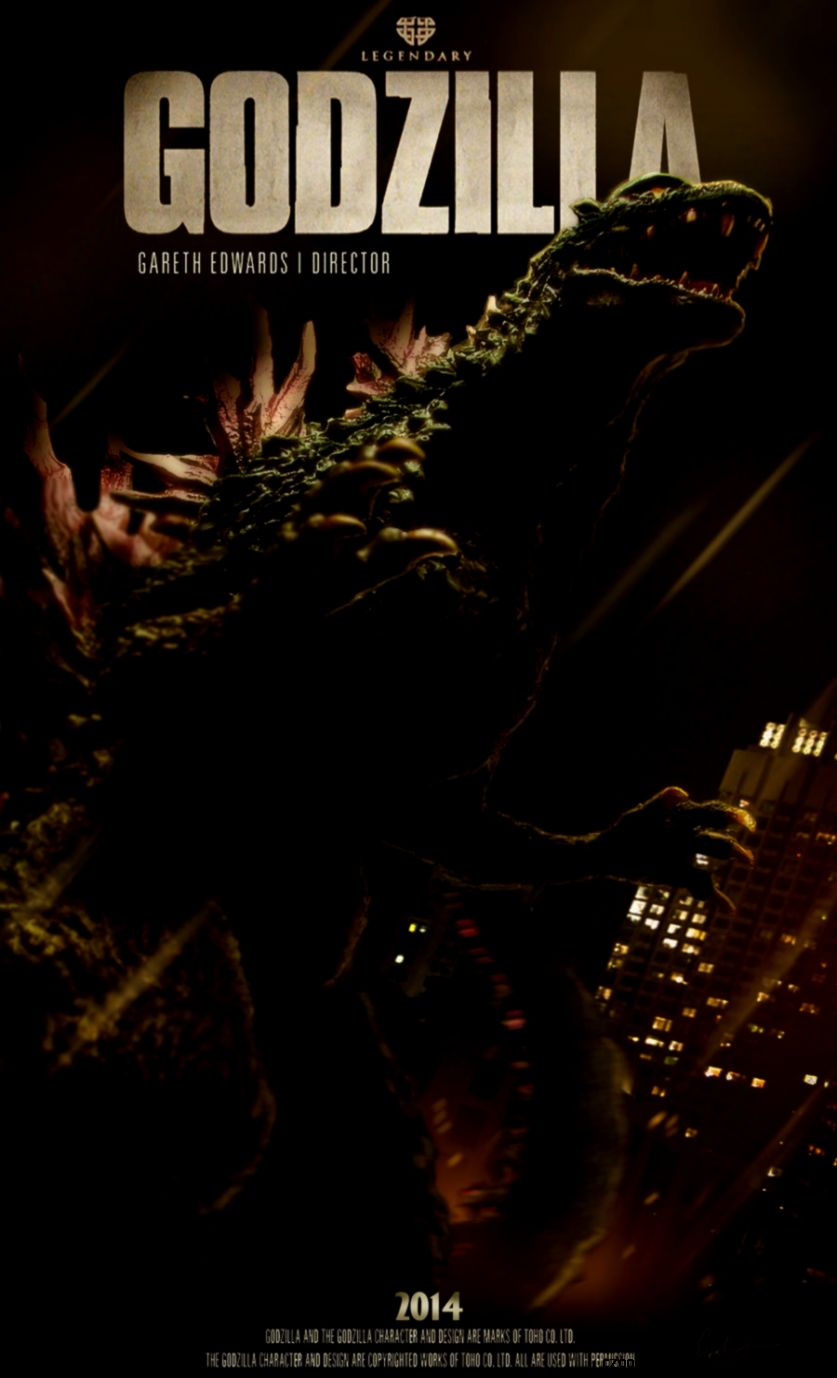 Godzilla 2014 Hollywood Movie Wallpapers  View Wallpapers