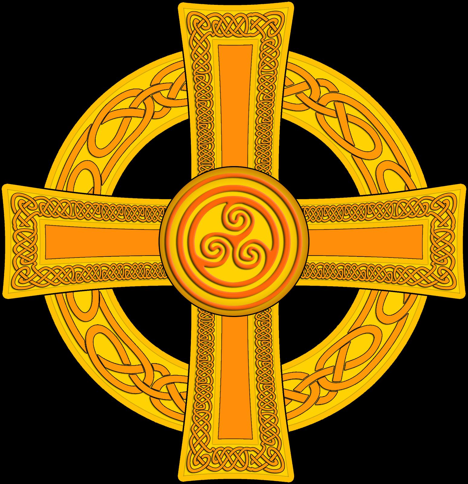 Cruz Celta de uso Diocese de Esmeraldas