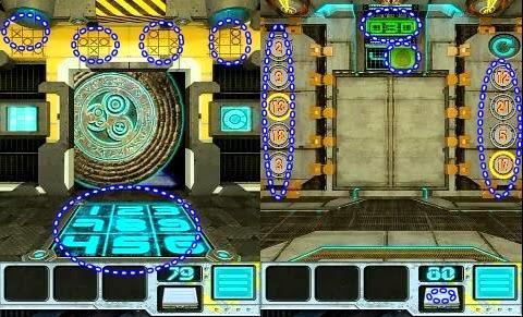 100 Doors Aliens Space Level 79 80 81 82 Solution