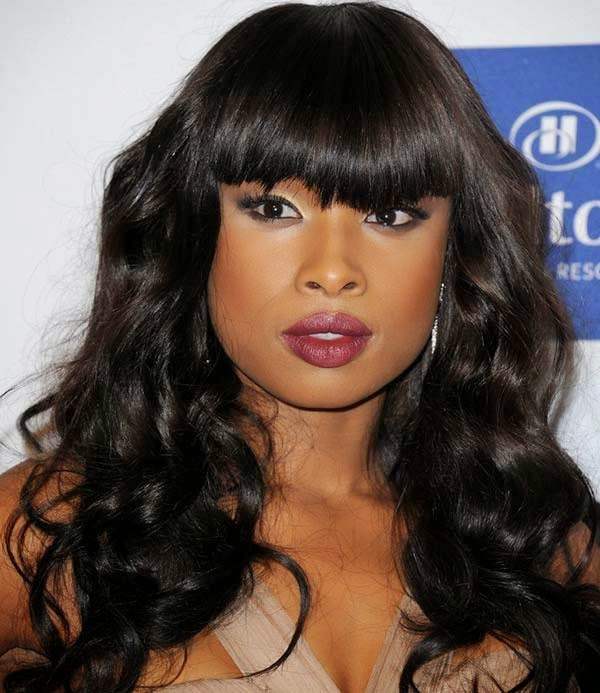 brunettes Jennifer Hudson smoky brown