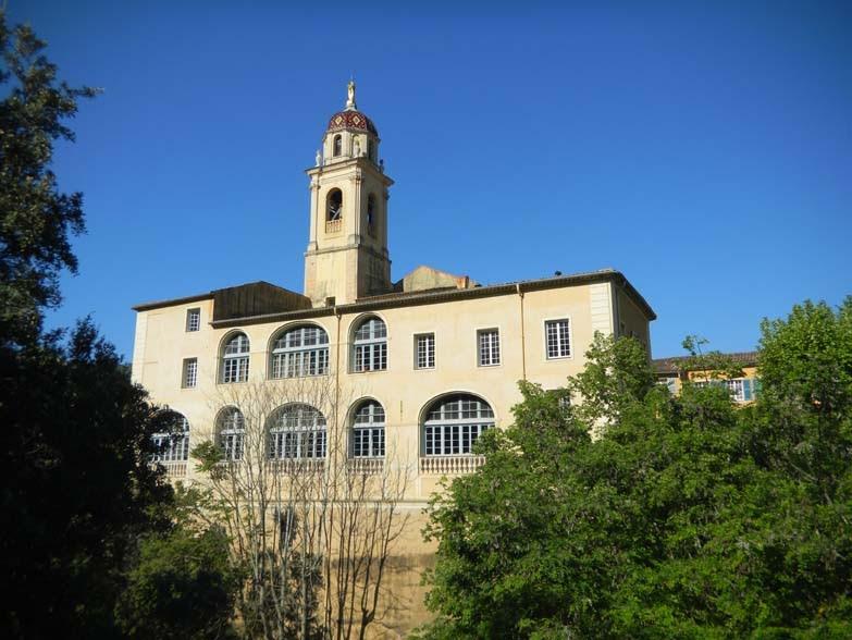 Photos et images de nice promenade au monast re de laghet for Porte et fenetre verdun st isidore