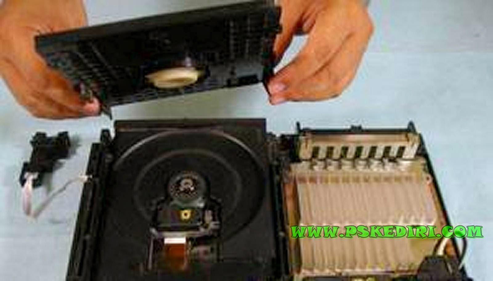 Masalah Disc Read Error PlayStation 2