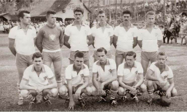 FRIGOR EC - DÉCADA DE 1960