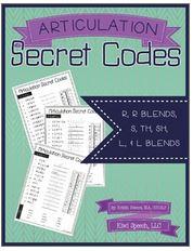 https://www.teacherspayteachers.com/Product/Articulation-Secret-Codes-1846841