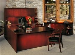 Traditional Wood Office Furniture