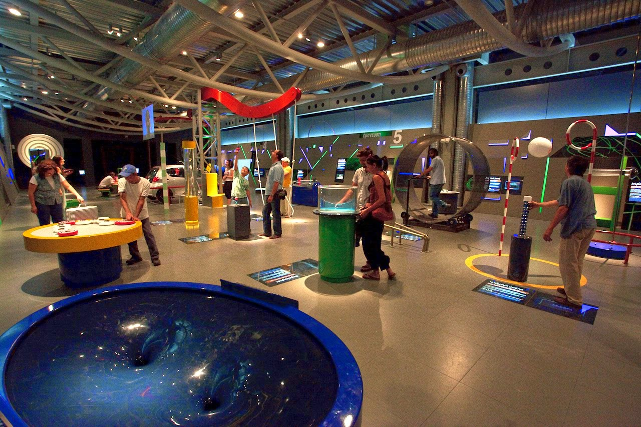 Νόησις - Κέντρο Διάδωσης Επιστημών & Μουσείο Τεχνολογίας