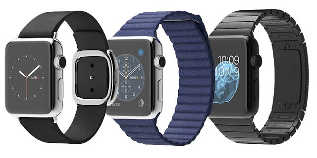 Apple Watch New Models 2015