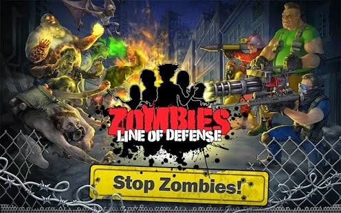 Because Zombies Apk Obb
