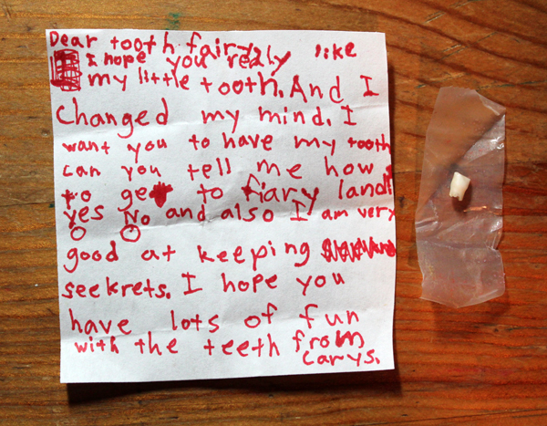 Filth Wizardry Tooth Fairy Fun