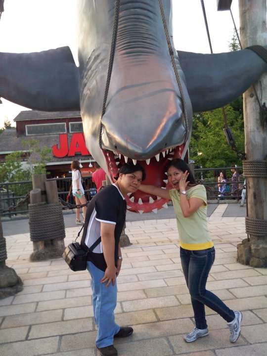 Osaka Universal Studios Japan Jaws