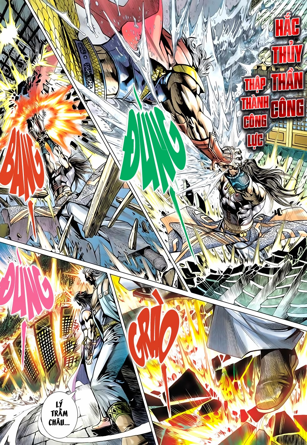 Thần Châu Kỳ Hiệp chap 32 – End Trang 6 - Mangak.info