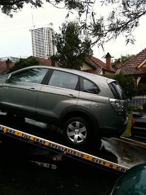 Holden Captiva Review