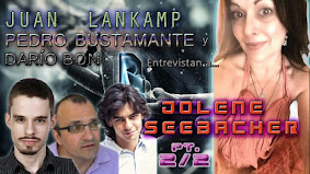 Entrevista a / Interview to Jolene Jojo Seebacher (VIDEO 2/2)