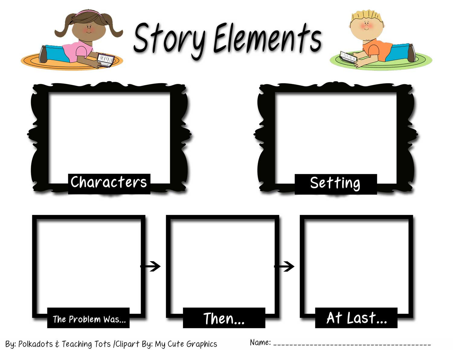 Images of Identify Character And Setting Worksheets - Worksheet for ...