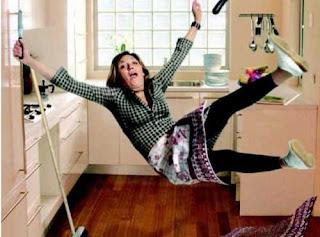 Le vignette divertenti a tutte le casalinghe for Assicurazione domestica