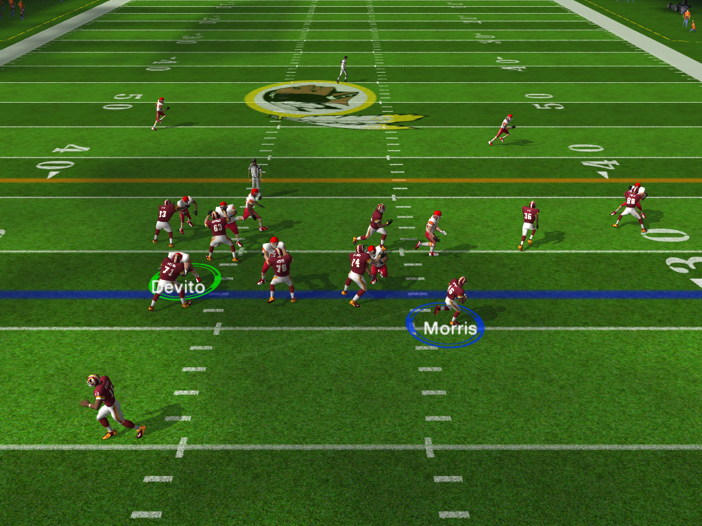 Madden 25 Ps4 Controls