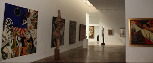 museo de arte moderno sala