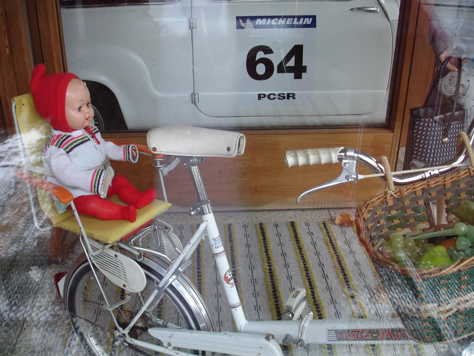 Barnstol 50 tal