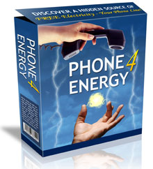 Start Using Electricity from your Phone Line - The One You Are Already Paying For!
