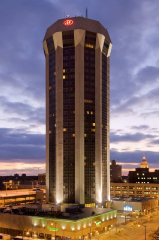 Hotels Downtown Springfield Il