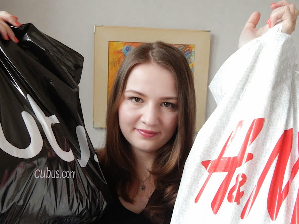 Fashion and Beauty Haul Plus Giveaway
