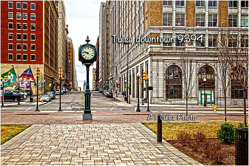 Downtown Tulsa Oklahoma picture