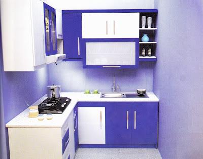Kitchen Set Aluminium Composite Panel Swfoodies