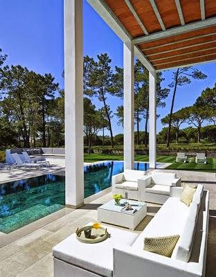 desain rumah minimalis dengan nuansa alam terbuka