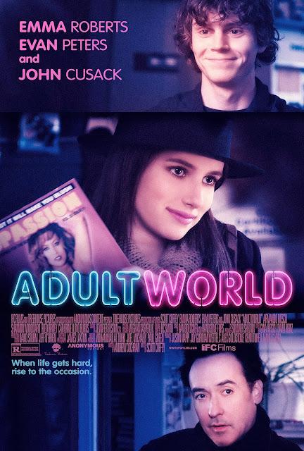 Thế Giới Người Lớn - Adult World (2014)