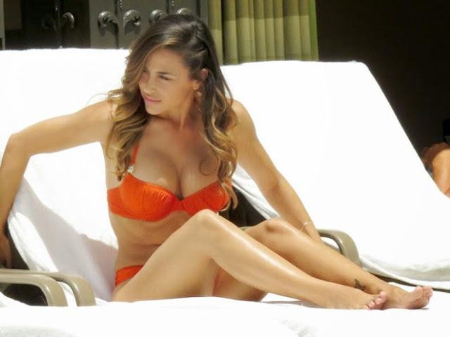 Ana Cheri – Wearing Bikini in Las Vegas