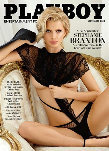 Playboy USA - September 2014