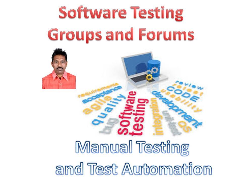 Testing Groups