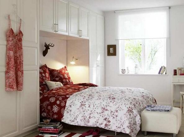 Cómo Hacer para que un Dormitorio Parezcan más Grande