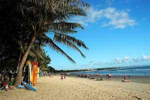 Wisata di Pantai Kuta